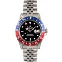 Fake Hot Rolex GMT-Master II 16750 Jubilee JW2159