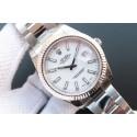 First-class Quality Rolex DateJust II Fluted Bezel White Dial Bracelet WJ01294