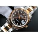 Rolex DateJust 41mm 126333 Wrapped Black Dial Jubilee Bracelet WJ01205