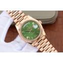 Rolex Day-Date 40mm 228235 Green Dial Roman Markers Bracelet WJ01407