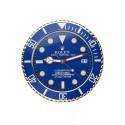 Rolex Submariner Wall Clock Blue 622475