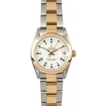 Rolex Datejust 68243 Mid-size JW0435