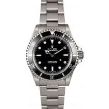 AAAAA Imitation Rolex Submariner 14060M Stainless Steel Oyster JW2425