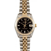 Best Vintage Mid-Size Rolex Datejust 6827 JW0639