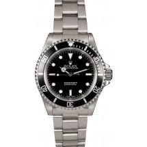 Copy Black Rolex Submariner 14060 Men's Watch JW0042
