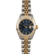 Copy Designer Rolex Lady Datejust 69163 Two Tone Jubilee JW0548