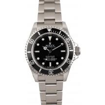 Imitation Rolex Submariner 14060 Black Dial Stainless Steel JW2420