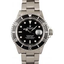 Knockoff Submariner Rolex 16610 Black JW2610