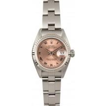 Ladies Rolex Datejust 79174 Pink JW0320