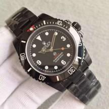 Replica Rolex Fragment Submariner 116610 Black Dial Bracelet WJ01186