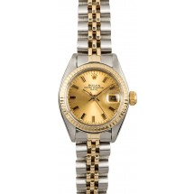 Replica Rolex Lady-Date 6917 Vintage JW0523