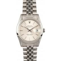 Rolex Date Ref. 15000 Steel JW1718
