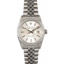 Rolex Stainless Steel Datejust 16030 JW2386