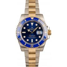 Rolex Submariner 116613 Blue Ceramic Timing Bezel JW2412