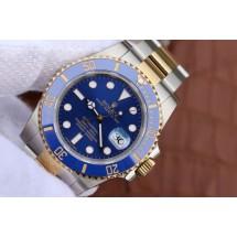 Rolex Submariner 116613 Wrapped Blue Dial Bracelet WJ00723