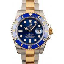 Rolex Submariner Blue Ceramic 116613LB JW2485