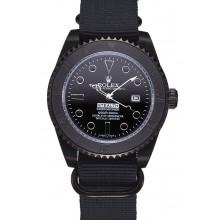1:1 Rolex Stealth Submariner Black 621996