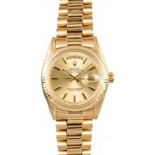 133664 x Rolex Vintage Day-Date 1803 President JW0007