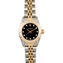 AAA 1:1 Ladies Diamond Rolex Oyster Perpetual 67193 JW0280