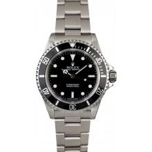 AAA 1:1 Men's Rolex No Date Submariner 14060 JW0718