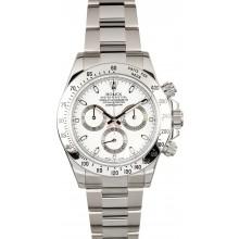 AAA 1:1 Rolex Daytona Cosmograph 116520 White Dial JW2059