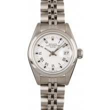 AAA Imitation Rolex Ladies Oyster Perpetual Date 69160 JW0504