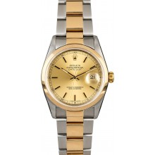 AAA Knockoff Rolex Datejust 16203 Two Tone Oyster Bracelet JW1868