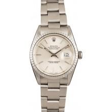 AAA Replica Rolex Datejust 16030 Silver Index Dial JW1857