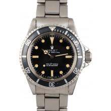 AAAAA Fake Vintage Rolex Submariner 5513 Comex JW2956