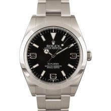 Best Quality Imitation Rolex Explorer 214270 Stainless Steel Oyster JW2106