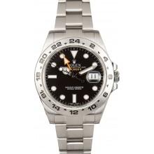 Best Rolex Explorer II 216570 Steel Oyster JW2117
