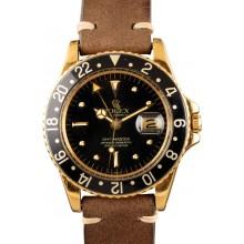 Best Rolex GMT-Master 1675 Yellow Gold JW2135
