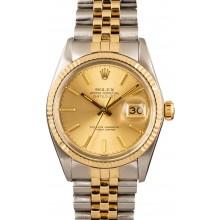 Best Rolex Oyster Perpetual Datejust 16013 JW2264