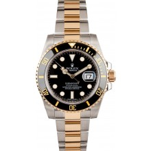 Ceramic Rolex Submariner 116613 Black Dial JW0158