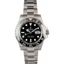 Cheap Replica Rolex GMT Master II Black 116710 Green GMT Hand JW2163