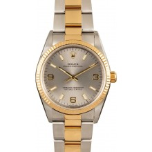Cheap Rolex Oyster Perpetual 14233 Slate Dial JW2244