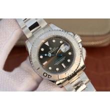 Cheap Rolex Yacht-Master 116622 Gray Dial Bracelet Rolex WJ00316