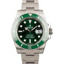 Copy Green Rolex Submariner 116610V Ceramic JW0238