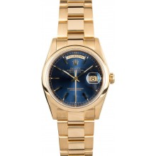 Fake Rolex Gold Day-Date 118208 Oyster JW2186