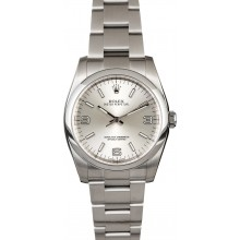 Fake Rolex Oyster Perpetual 116000 Men's Watch JW2236