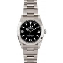 High Quality Imitation Black Rolex Explorer 14270 JW0041