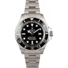 High Quality Replica Rolex Deepsea 116660 Black 44MM JW2082
