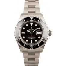 Imitation Rolex 126600 Sea-Dweller Red Lettering Model JW1605