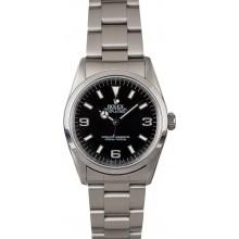 Imitation Rolex Explorer 14270 Luminescent Hour Markers JW2102
