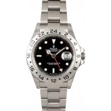 Imitation Rolex Oyster Perpetual Explorer II 16570 Black JW2270