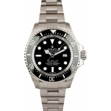 Imitation Rolex Sea-Dweller Deepsea 116660 Factory Stickers JW2367