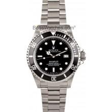 Imitation Rolex Seadweller at Bob's 16600 JW2378