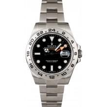 Knockoff Rolex Explorer II Ref 216570 Orange GMT Hand JW2124