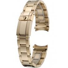 Knockoff Rolex Yellow Gold Link Bracelet 622487