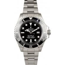 Men's Rolex Sea-Dweller DeepSea 116660 Ceramic Bezel JW0734